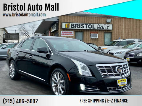 2013 Cadillac XTS for sale at Bristol Auto Mall in Levittown PA