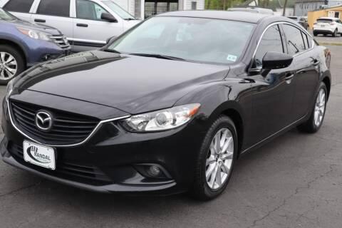 2016 Mazda MAZDA6 for sale at Randal Auto Sales in Eastampton NJ