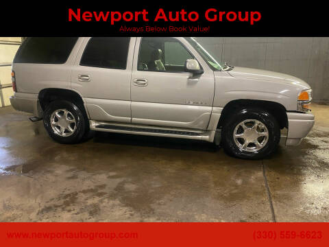 2005 GMC Yukon for sale at Newport Auto Group in Austintown OH