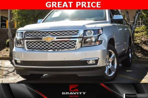 2020 Chevrolet Suburban for sale at Gravity Autos Atlanta in Atlanta GA