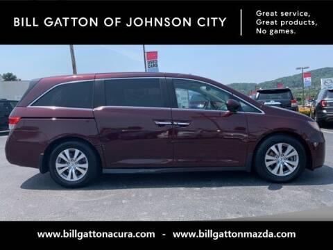 2014 Honda Odyssey for sale at Bill Gatton Used Cars - BILL GATTON ACURA MAZDA in Johnson City TN