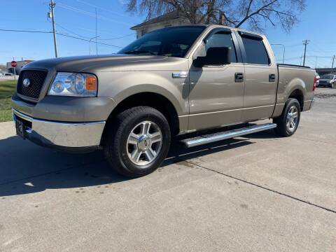 2006 Ford F-150 for sale at QUAD CITIES AUTO SALES in Milan IL
