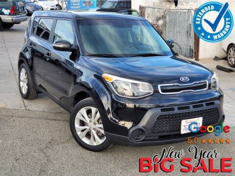 2014 Kia Soul for sale at Gold Coast Motors in Lemon Grove CA
