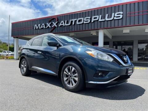 2016 Nissan Murano for sale at Maxx Autos Plus in Puyallup WA