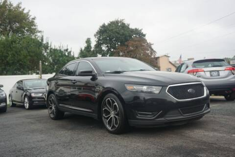 2016 Ford Taurus for sale at HD Auto Sales Corp. in Reading PA