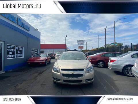 2010 Chevrolet Malibu for sale at Global Motors 313 in Detroit MI