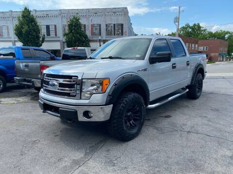 2013 Ford F-150 for sale at East Main Rides in Marion VA