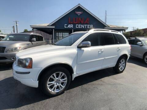 2014 Volvo XC90 for sale at LUNA CAR CENTER in San Antonio TX