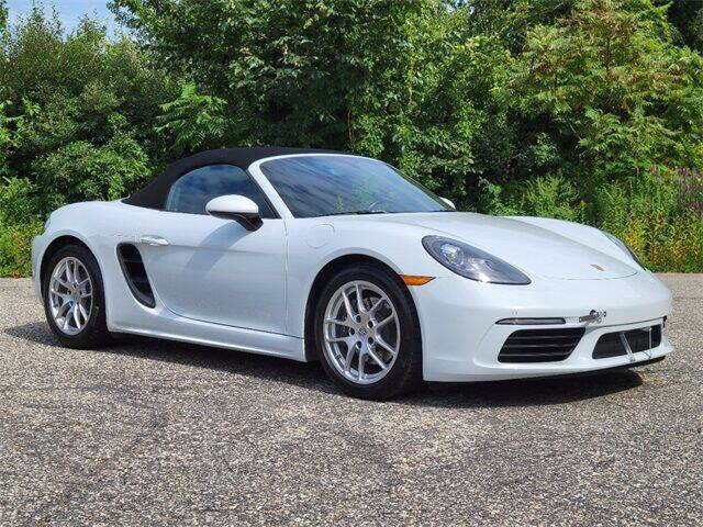2017 Porsche 718 Boxster for sale in Stratham, NH