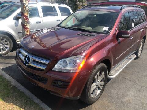 2007 Mercedes-Benz GL-Class for sale at Right Place Auto Sales in Indianapolis IN