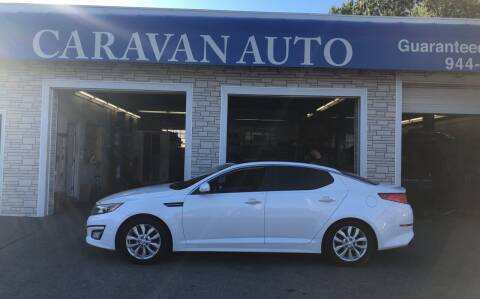 2014 Kia Optima for sale at Caravan Auto in Cranston RI