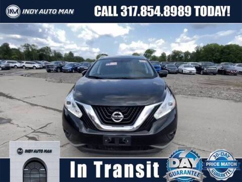 2016 Nissan Murano for sale at INDY AUTO MAN in Indianapolis IN