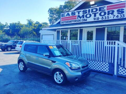 2010 Kia Soul for sale at EASTSIDE MOTORS in Tulsa OK