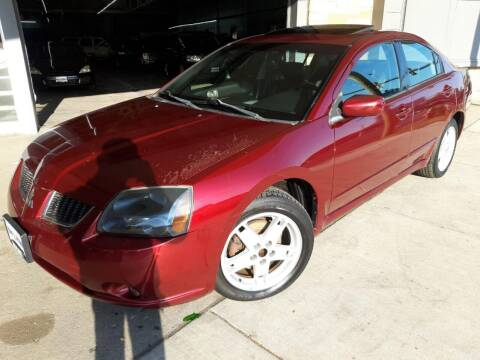 2005 Mitsubishi Galant for sale at Car Planet Inc. in Milwaukee WI