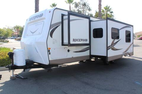 2016 Forest River Rockwood 2702 WS for sale at Rancho Santa Margarita RV in Rancho Santa Margarita CA
