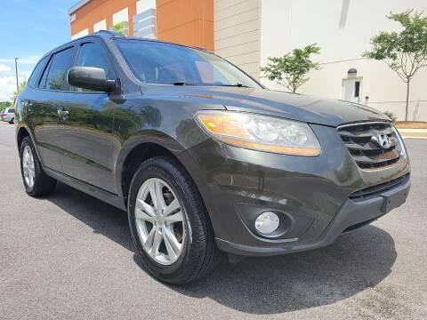 2010 Hyundai Santa Fe for sale at ELAN AUTOMOTIVE GROUP in Buford GA