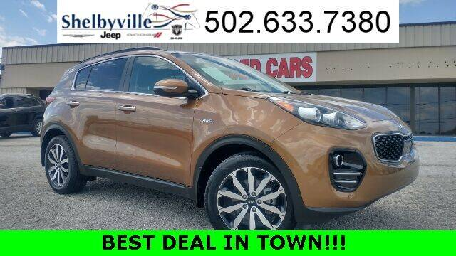 2018 Kia Sportage for sale in Shelbyville, KY