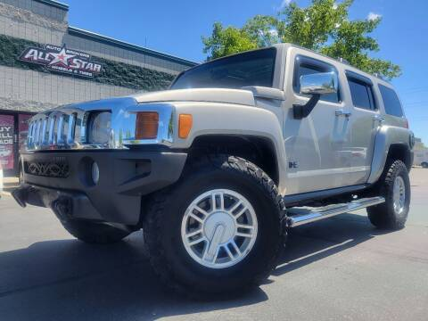 2007 HUMMER H3 for sale at All-Star Auto Brokers in Layton UT