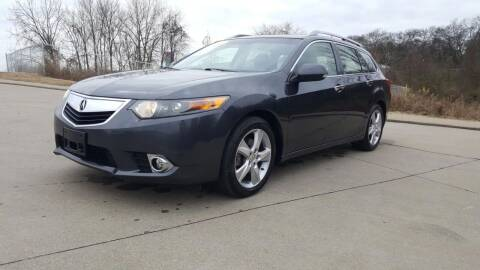 2012 Acura TSX Sport Wagon for sale at A & A IMPORTS OF TN in Madison TN