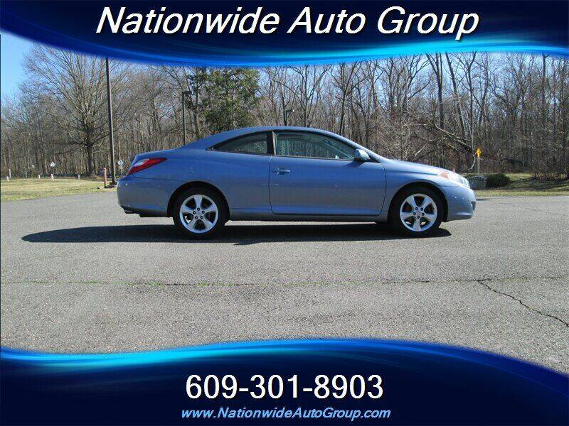 2006 Toyota Camry Solara for sale at Nationwide Auto Group in East Windsor NJ