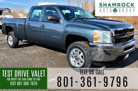 2013 Chevrolet Silverado 2500HD for sale at Shamrock Group LLC #1 in Pleasant Grove UT