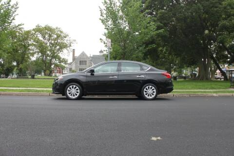 2018 Nissan Sentra for sale at Lexington Auto Club in Clifton NJ