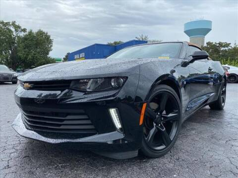 2016 Chevrolet Camaro for sale at iDeal Auto in Raleigh NC