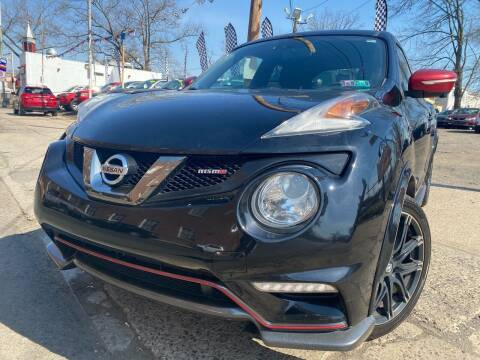 2015 Nissan JUKE for sale at Best Cars R Us in Plainfield NJ