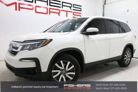 2019 Honda Pilot for sale at Fishers Imports in Fishers IN