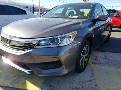 2017 Honda Accord for sale at Better All Auto Sales in Yakima WA