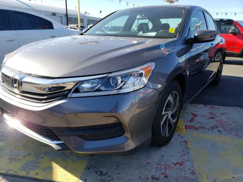 2017 Honda Accord for sale at Better All Auto Sales in Yakima WA