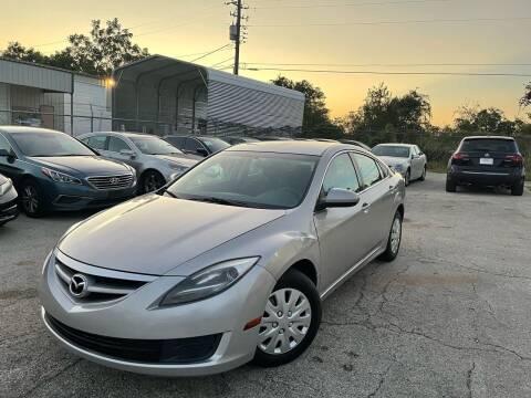 2012 Mazda MAZDA6 for sale at Hatimi Auto LLC in Austin TX