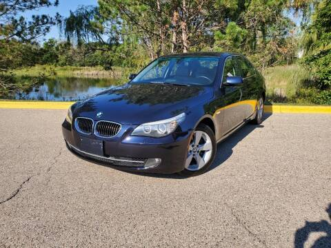 2008 BMW 5 Series for sale at Excalibur Auto Sales in Palatine IL