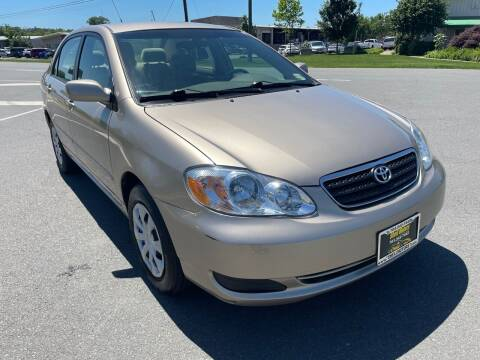 2008 Toyota Corolla for sale at Shell Motors in Chantilly VA