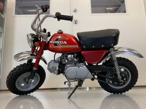 1975 Honda Z50 for sale at STREET DREAMS TEXAS in Fredericksburg TX