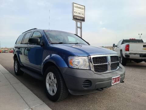 2008 Dodge Durango for sale at Tommy's Car Lot in Chadron NE