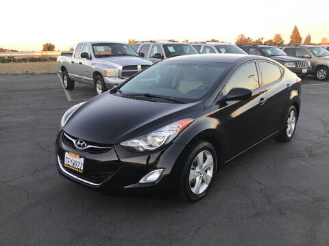 2013 Hyundai Elantra for sale at My Three Sons Auto Sales in Sacramento CA