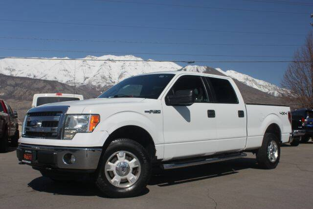 2013 Ford F-150 for sale at REVOLUTIONARY AUTO in Lindon UT