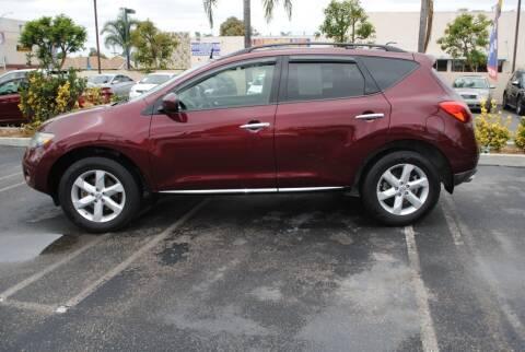 2010 Nissan Murano for sale at MIKE AHWAZI in Santa Ana CA
