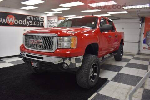 2011 GMC Sierra 1500 for sale at WOODY'S AUTOMOTIVE GROUP in Chillicothe MO