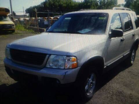 2003 Ford Explorer for sale at Brick City Affordable Cars in Newark NJ