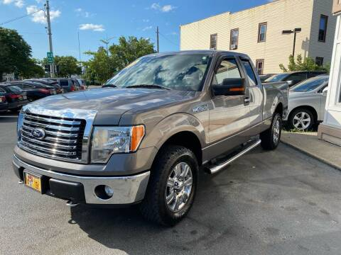 2012 Ford F-150 for sale at ADAM AUTO AGENCY in Rensselaer NY