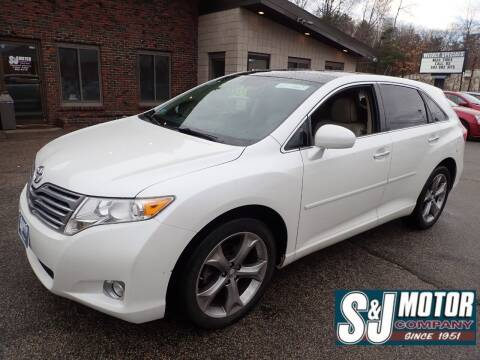 2011 Toyota Venza for sale at S & J Motor Co Inc. in Merrimack NH