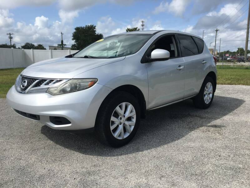 2012 Nissan Murano for sale at First Coast Auto Connection in Orange Park FL