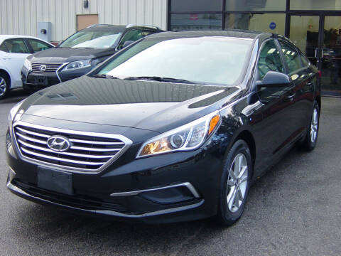 2017 Hyundai Sonata for sale at North South Motorcars in Seabrook NH