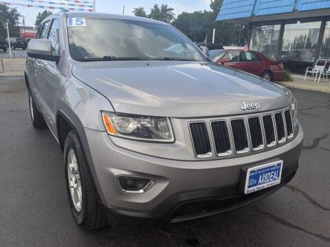 2015 Jeep Grand Cherokee for sale at GREAT DEALS ON WHEELS in Michigan City IN