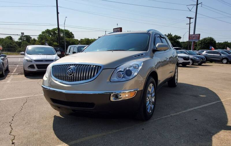 2012 Buick Enclave for sale at International Auto Sales in Garland TX