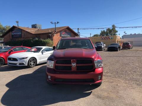 2014 RAM Ram Pickup 1500 for sale at Auto Click in Tucson AZ