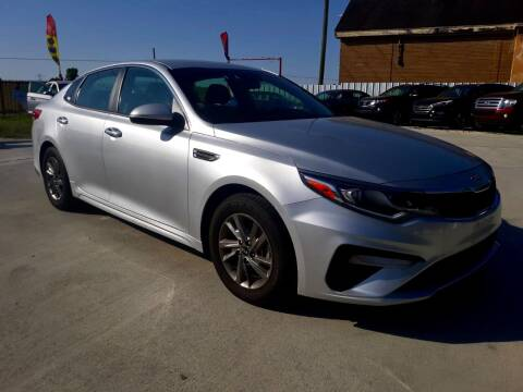 2015 Kia Optima for sale at Auto Hunters in Houston TX