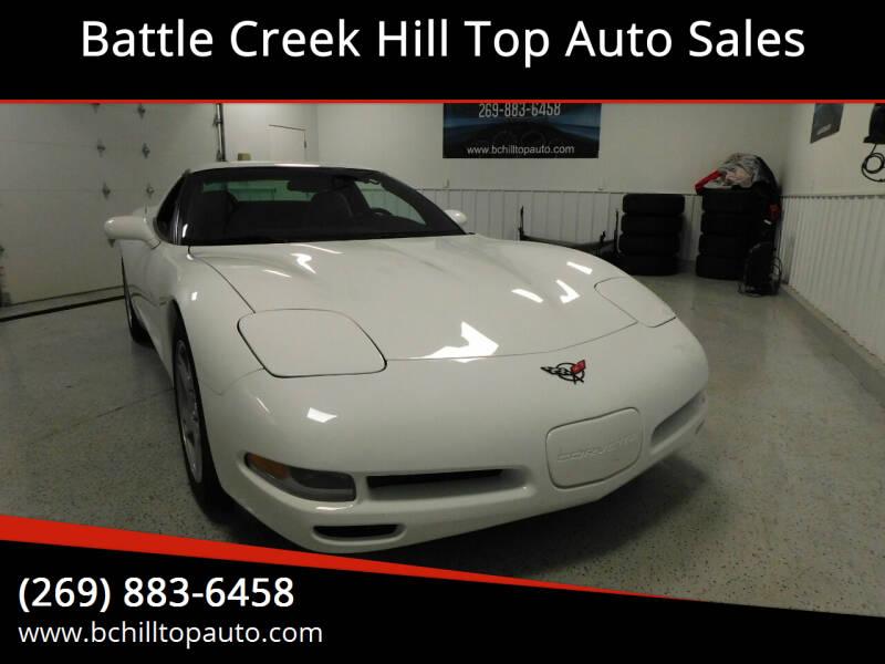 1997 Chevrolet Corvette for sale in Battle Creek, MI